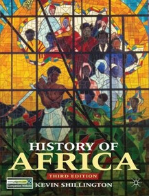 History of Africa by Kevin Shillington, 9780230308473