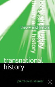 Transnational History - 9780230271852 by Pierre-Yves Saunier, 9780230271852
