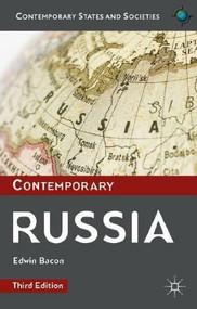 Contemporary Russia - 9781137307392 by Edwin Bacon, 9781137307392