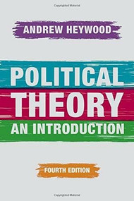 Political Theory (An Introduction) by Andrew Heywood, 9781137437273