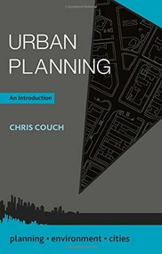 Urban Planning (An Introduction) by Chris Couch, 9781137427564