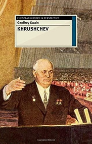 Khrushchev - 9781137335494 by Geoffrey Swain, 9781137335494