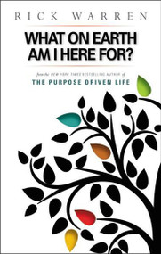 What on Earth Am I Here For? Purpose Driven Life (Miniature Edition) by Rick Warren, 9780310264835