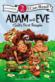 Adam and Eve, God's First People (Biblical Values) by Dennis Jones, 9780310718833