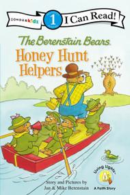 The Berenstain Bears: Honey Hunt Helpers by Jan & Mike Berenstain, 9780310721017