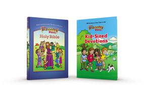 NIrV The Beginner's Bible Devotional Pack by  Zondervan, 9780310751090