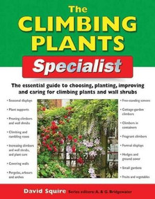 Climbing Plants Specialist by David Squire, 9781845371050