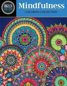 Hello Angel Mindfulness Coloring Collection by Angelea Van Dam, 9781497201408