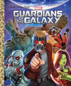 Guardians of the Galaxy (Marvel: Guardians of the Galaxy) by John Sazaklis, Michael Borkowski, Michael Atiyeh, 9780399550966
