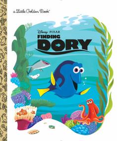 Finding Dory Little Golden Book (Disney/Pixar Finding Dory) by RH Disney, RH Disney, 9780736435116