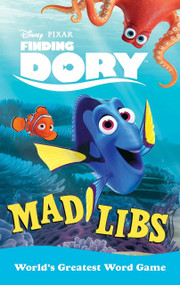 Finding Dory Mad Libs by Mickie Matheis, 9780399542718