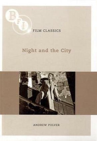 Night and the City by Andrew Pulver, 9781844572809