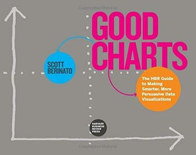 Good Charts (The HBR Guide to Making Smarter, More Persuasive Data Visualizations) by Scott Berinato, 9781633690707