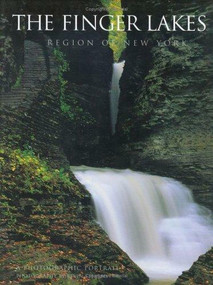 Finger Lakes Region, NY by Kevin Stearns, 9781885435569