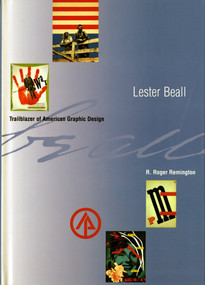 Lester Beall (Trailblazer of American Graphic Design) by R. Roger Remington, 9780393730029