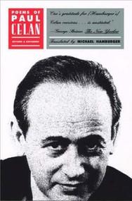 Poems of Paul Celan by Paul Celan, Michael Hamburger, 9780892552764