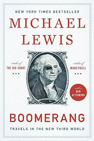 Boomerang (Travels in the New Third World) - 9780393343441 by Michael Lewis, 9780393343441