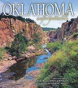 Oklahoma Unforgettable by Kim Baker, 9781560375937