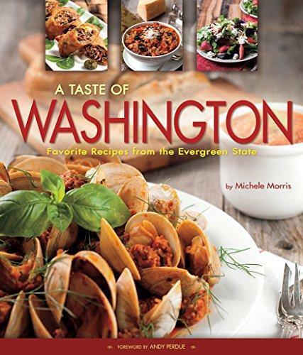 Taste of Washington by Michele Morris, 9781560376026