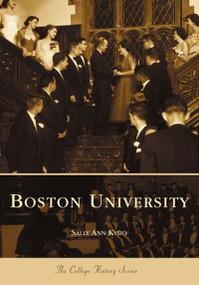 Boston University by Sally Ann Kydd, 9780738509792