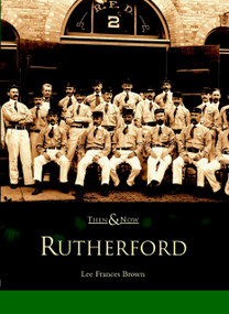 Rutherford by Lee Frances Brown, 9780738510576