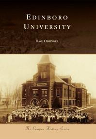 Edinboro University by Dave Obringer, 9780738592770