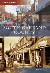 South Oakland County by Paul Vachon, 9780738583112
