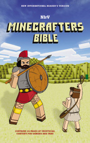 NIrV Minecrafters Bible, Hardcover by  Zondervan, 9780310754978