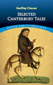 Selected Canterbury Tales by Geoffrey Chaucer, 9780486282411