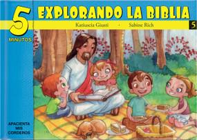 5 Minutos explorando La Biblia # 5 (15 Biblia basado devocionales para chiquitos) by Katiuscia Giusti, 9781632640703