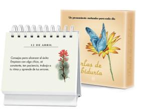 Perlas de Sabiduría Vol. 2 (Un diario Quotebook en práctico formato de escritorio) by Jessie Richards, 9781632640239