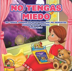 No Tengas Miedo (Amalia y Benito el osito) by Nicoletta Antonia, 9781942214069