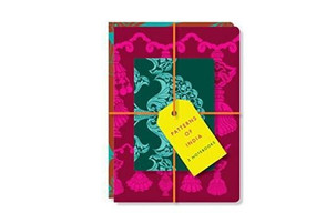 Patterns of India: Notebooks (Set of 3) by Henry Wilson, 9780500420546