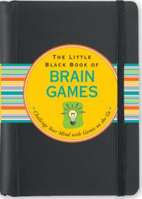 Little Black Book of Brain Games by , 9781593597689