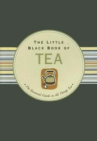 Little Black Book of Tea, 9781593599355
