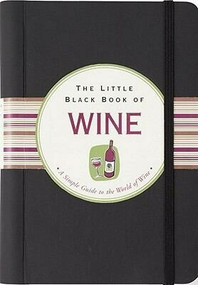 Little Black Book of Wine, 9780880885720