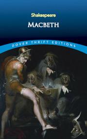 Macbeth - 9780486278025 by William Shakespeare, 9780486278025