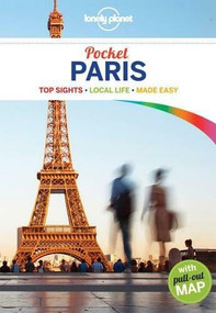 Lonely Planet Pocket Paris (Miniature Edition) by Lonely Planet, Catherine Le Nevez, 9781742208909