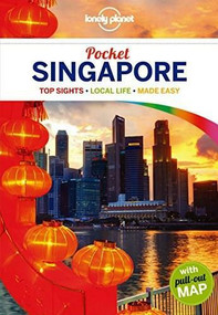 Lonely Planet Pocket Singapore (Miniature Edition) by Lonely Planet, Cristian Bonetto, 9781742208954