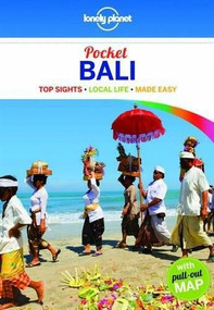 Lonely Planet Pocket Bali (Miniature Edition) by Lonely Planet, Ryan Ver Berkmoes, 9781742208961