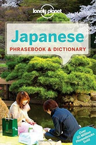 Lonely Planet Japanese Phrasebook & Dictionary (Miniature Edition) by Lonely Planet, 9781743214404