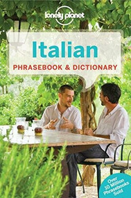 Lonely Planet Italian Phrasebook & Dictionary (Miniature Edition) by Lonely Planet, 9781743214411