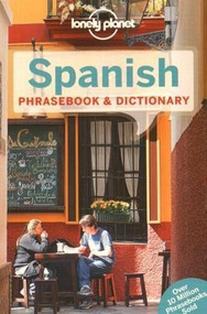 Lonely Planet Spanish Phrasebook & Dictionary (Miniature Edition) by Lonely Planet, 9781743214428