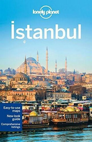 Lonely Planet Istanbul by Lonely Planet, Virginia Maxwell, 9781743214770