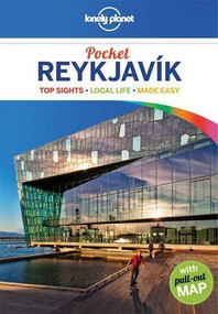Lonely Planet Pocket Reykjavik (Miniature Edition) by Lonely Planet, Alexis Averbuck, 9781743219959