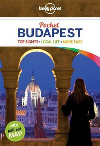 Lonely Planet Pocket Budapest (Miniature Edition) by Lonely Planet, Steve Fallon, 9781743605134