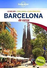 Lonely Planet Barcelona De Cerca (Miniature Edition) by Lonely Planet, Regis St Louis, 9788408135890