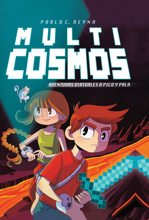 Multicosmos / Multicosmos by Pablo C. Reyna, Chema Garcia, 9788490435731