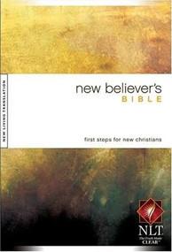 New Believer's Bible NLT - 9781414302553, 9781414302553