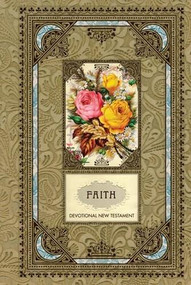 Faith Devotional New Testament with Psalms and Proverbs (Miniature Edition), 9781414339665